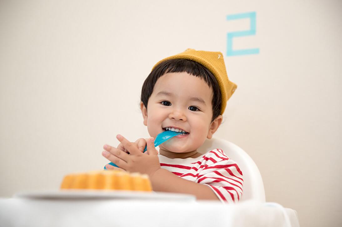 周歲前就採用地中海飲食法 為孩子建立健康好體質