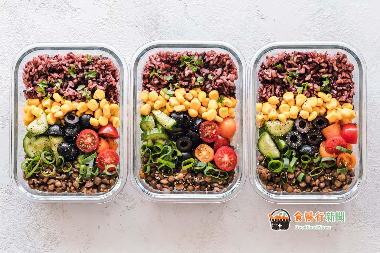 1個人也要好好吃飯!3日健康「營養輕食餐」