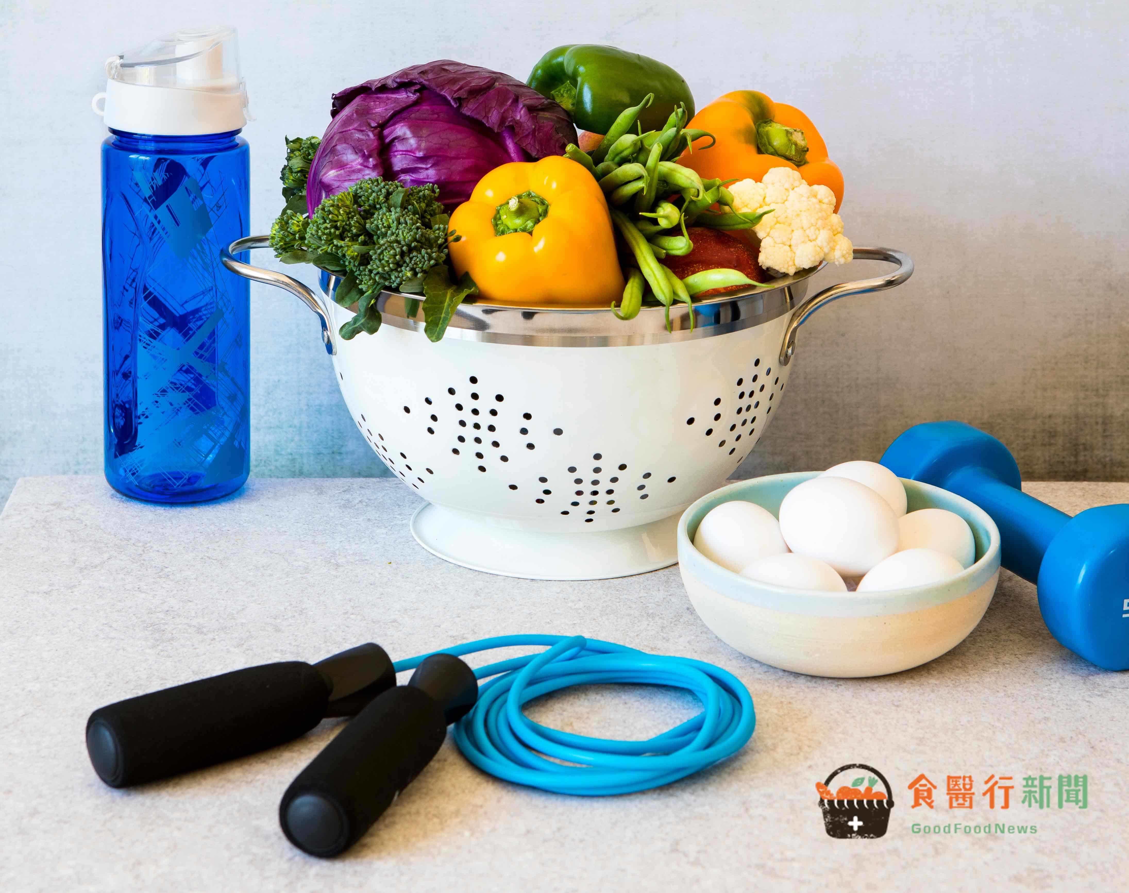 預防三高首選得舒飲食,除了強調均衡吃,這些也很重要!