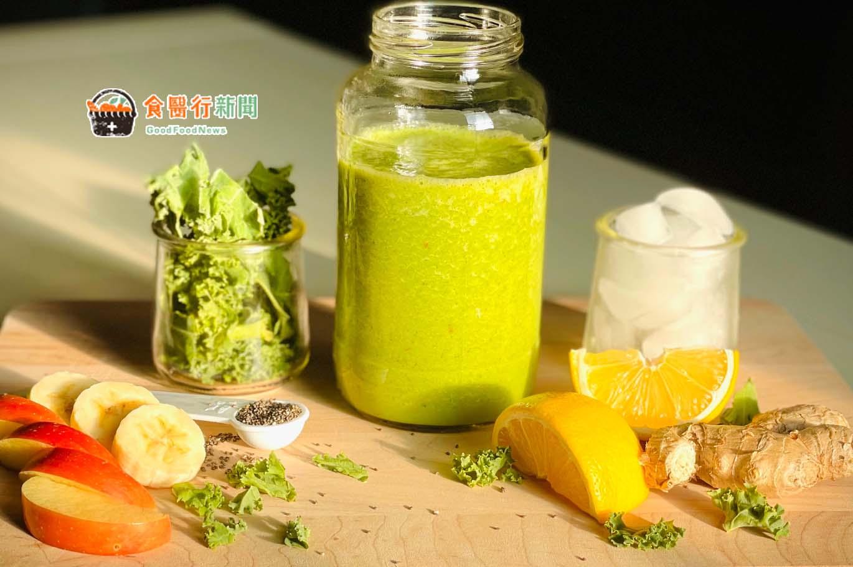 抗癌教授喝這杯!抗衰逆齡的「清血排毒蔬果汁」食譜大公開